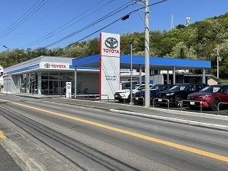 ネッツトヨタ香川 Uステージ丸亀の外観写真
