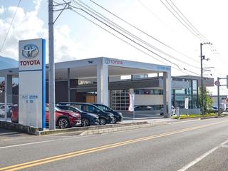 ネッツトヨタ愛媛 J.Spot新居浜の外観写真
