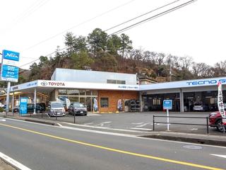 ネッツトヨタ愛媛 J.Spot八幡浜の外観写真