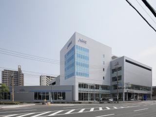 ネッツトヨタ北九州 シャント小倉本店の外観写真