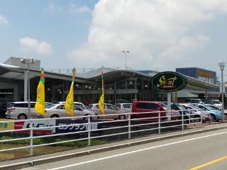 ネッツトヨタ北九州 シャント宗像店の外観写真