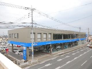 ネッツトヨタ佐賀 本 店の外観写真