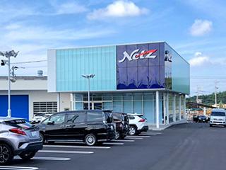 ネッツトヨタ熊本 ネッツワールドアンビー合志店の外観写真