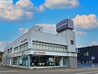 ネッツトヨタ道都 北26条店の外観写真