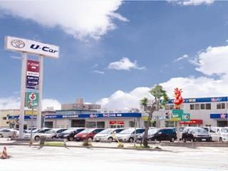 ネッツトヨタ道都 T-ZONE南郷店の外観写真