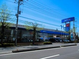 ネッツトヨタ宇都宮 真岡店の外観写真