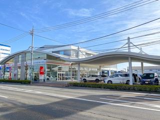 ネッツトヨタ高崎 高崎とんやまち店U-Carの外観写真