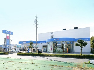 ネッツトヨタ東海 蒲郡店の外観写真